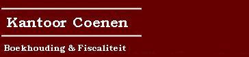Kantoor Coenen : Boekhouding & Fiscaliteit